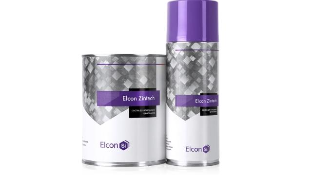 Новое поколение составов для холодного цинкования: Elcon Zintech 96