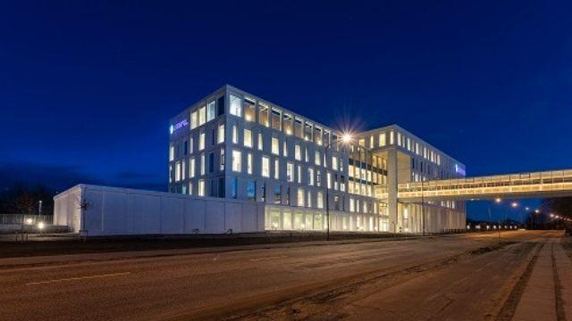 Hempel открывает новый кампус