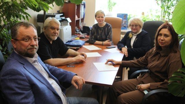 Посещение Казанского национального исследовательского технологического университета